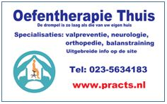 Practs Oefentherapie Thuis